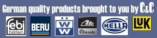German Quality brands in association with Custom and Commercial